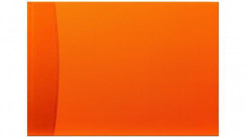 Fotoalbum na růžky 34x24/40 stran NEW VARIETÉ oranžové