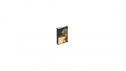 Fotoalbum 10x15/200 foto s pop. COMPASS kompas