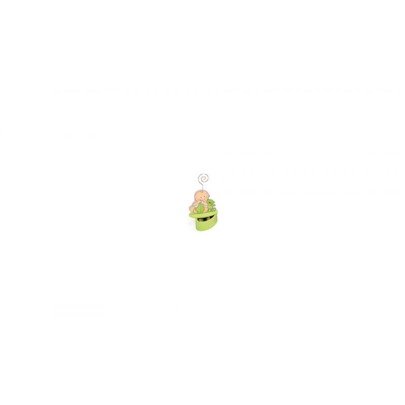 Fotoclip BABY FUN III zelený
