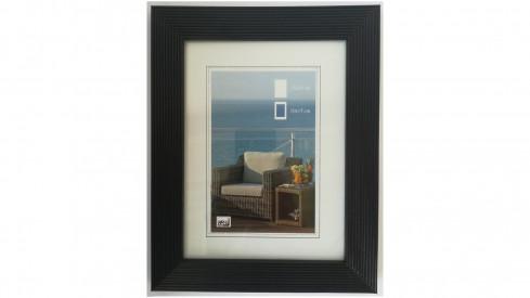 Dřevěný fotorámeček HR-23 15x20 černý