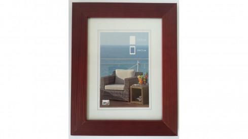 Dřevěný fotorámeček HR-23 30x40 mahagoni