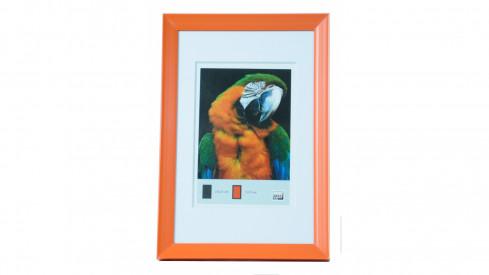 Trendy fotorámeček 30x40 FRESH STYLE oranžový