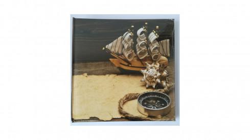 Fotoalbum na růžky 30x30/100s. COMPASS kompas