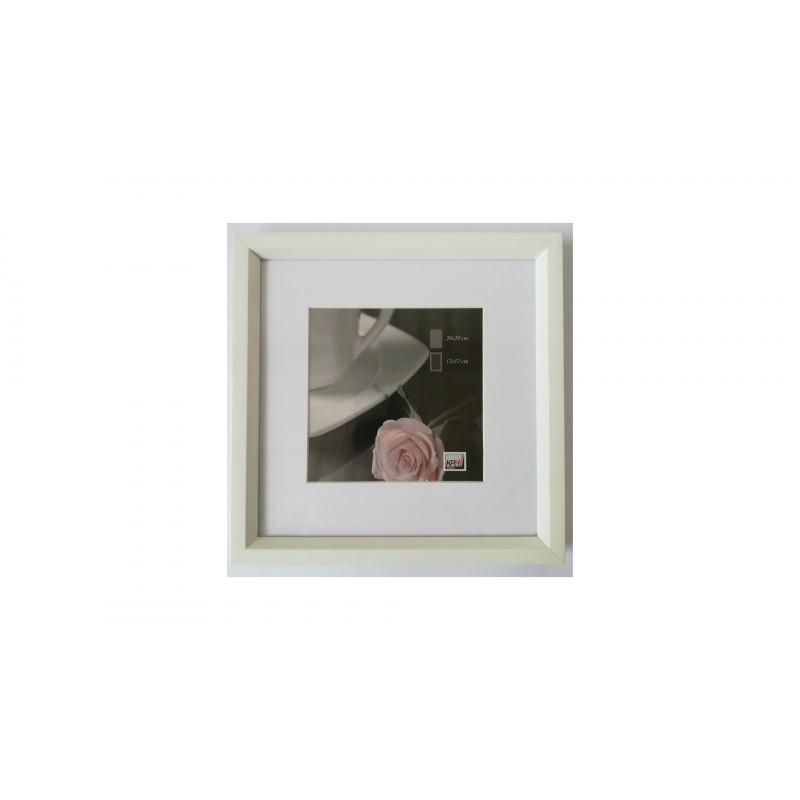 Fotorámeček HOME STYLE 20x20 čtvercový bílý